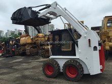Used Mini Skid Steer Loader S160 for Sale,Bobcat S160 small loader