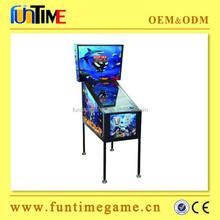 Top selling indoor gambling game machine, arcade gambling pinball machine