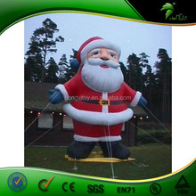 Super Quality Top Sell Inflatable Giant Santa Claus
