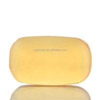 20g transparent soap for hotel with customized fragrance