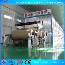 1760mm 20-30T/D Multi-dryer and Multi-cylinder Corrugated Carton Paper Machine, Paper Making Felt