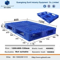 Euro Standard Price Recycled Material Plastic Pallet