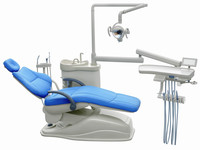 dental chair for left hand