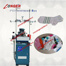 Automatic Sock Knitting Machine|Computerized Socks Machine