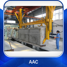 CE and ISO Approved AAC concrete block making machine