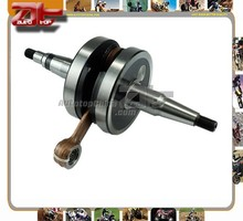 Air Cooled Motorcycle Engine Crankshaft Racing Type For GSM L.C.