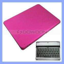 Mobile Aluminum Case with Bluetooth Keyboard for Apple iPad 2 iPad 3