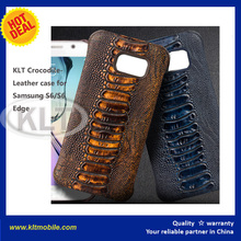 Luxury Genuine Leather Phone Back Cover Case For Huawei P8 lite Crocodile Skin For Samsung