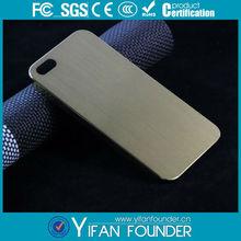 Ultra chrome metal case cover,factory wholesale aluminum bumper case for iphone 6