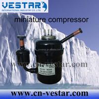 Factory price 12V/24V/48V dc miniature compressor for small portable machine