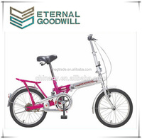 Hot sale two wheel bicycle/bike/folding bike with good quality for customers