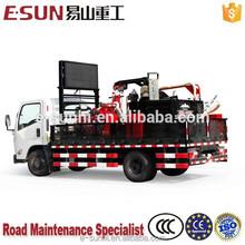 ESUN CLYG-CS500 truck mounted asphalt road crack sealer