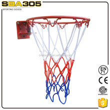 solid steel breakaway basketball rim with high quality steel