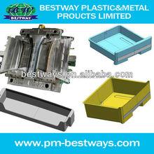 2015 Bestway Eco-friendly insert moulding plastic components