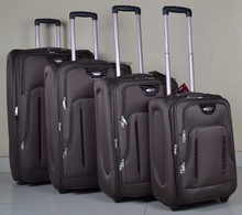 Stock cheap promotional travel trolley luggage