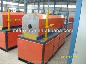 De tuyaux en acier trempe électrique four de chauffage de fabricants de machines