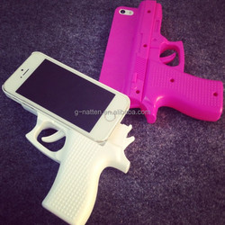 3D Gun Style Case For iphone 5 5s