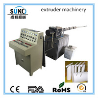 Hot selling compression moulding machines for teflon rod dia 80mm-150mm