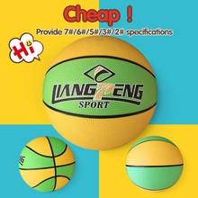 Custom cheap sport rubber balls for sale,fitness rubber basketball