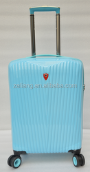 2015 new design pc+abs luggage
