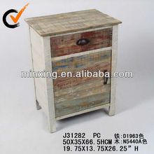 2013 antique solid wood shabby chic wood furniture