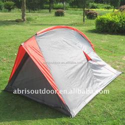 1-2 Man Aluminum pole camping tent ultra light hiking tent