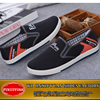 factory Boys long fashion shoes for boys in canvas boys shoes