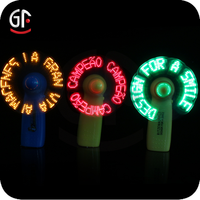Fashion new party gifts 2015 ceiling fan with led light