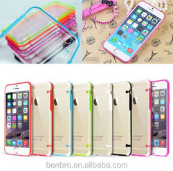 Hot selling for iPhone4 Case Clear Ultra Thin Gloss TPU Case for iPhone 4
