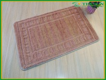 Simple indoor and ourdoor wholesale Polyster floral household design carpets