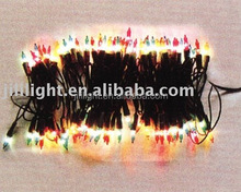 LED colorful holiday/festival decorative string tine lihgt, club/party/club/wedding decorative light