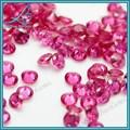 alibaba expresar ronda de venta al por mayor ruby ruby piedra de rubí sintético precio