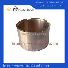 solid groove bronze bushing,oil groove bronze bearing,drill grooved cast bronze bush
