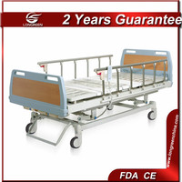 Nursing house medical care 3 function clinic bed electrical