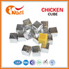 Nasi herbs and spices halal chicken cube for sale