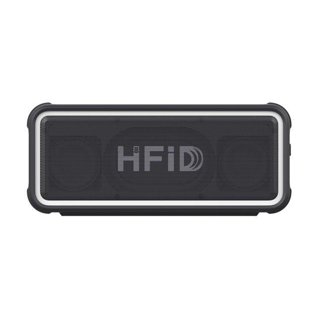 Ultra portátil resistente y resistente inalámbrico 20 vatios altavoces estéreo ducha incluye Bluetooth 4.2, subwoofer, micrófono