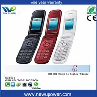 2014 in South America Sale NO.1 Flip cheap big keyboard mobile phone