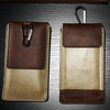 2015 hot sell pocket case PU leather pouch for iphone 6s for 5.5inch-5.8inch smart phones