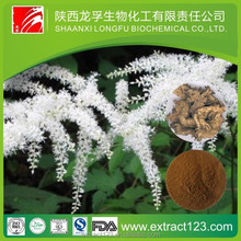 NSF-GMP Manufacturer/ Black Cohosh Extract/ Triterpene Glycosides 8% HPLC/ Decreasing the cholesterol