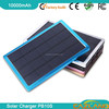 2015 10000 laptop solar charger bag battery power bank