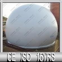 Prefabricated biogas holder, bio gas digesters for biogas plant