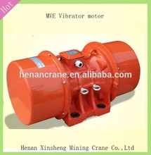 Buena calidad de 3 fases eléctrico del motor del vibrador para vibrante cinta transportadora