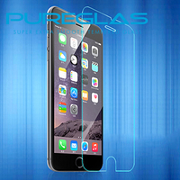 Popular Phones Easy clean 0.3mm for iPhone 6 tempered glass protector