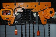 Professional OEM/ODM Factory Supply OEM Design 25 t single speed electric chain hoist for sale