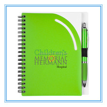 Businessmen Loved PP Spiral legal pad with pen journal Notebooks with pen