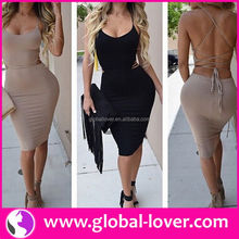 2015 latest arrival sexy tube dress 2012
