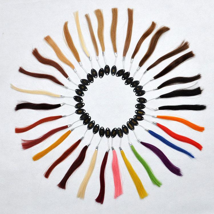 Direto da Fábrica Briliant Finest Moda extensões de cabelo clipe de Cabeça Cheia Duplo Wefted 9 Dólares chinês