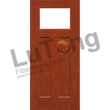 Best quality promotional fiberglass single door