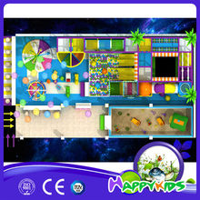 Family playground Children Amusement Game with indoor playground equipment in our factory to customer