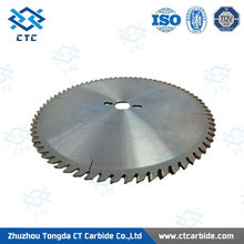 Zhuzhou Tongda tungsten carbide slotting saw blades for excellent cutting tools